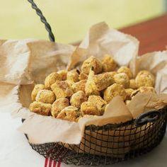 Oven-Fried Okra | CookingLight.com