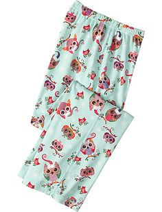 Long John Pajama Pants In Organic Cotton from #HannaAndersson.
