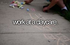 Open my own daycare center