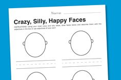 emotions-printable-worksheet