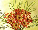 Beading scheme - Bouquets