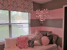 Paint color girls room