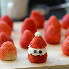 10 Simply Sweet Santa Treats to Make This Christmas
