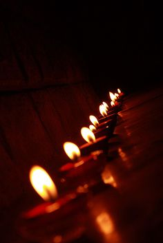 I love Diwali too! Lighting up the house brings this feeling of warmth and together-ness :)