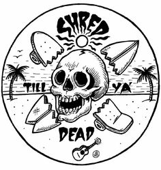 Jamie Browne - Shred dead