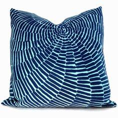 Trina Turk Sonriza Indoor Outdoor Decorative Pillow by PopOColor, $75.00