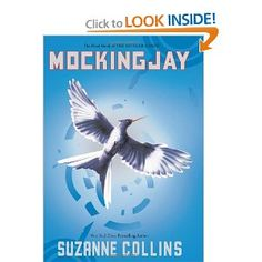 Last book in the Hunger Game series.