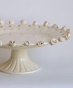 Frances Palmer cake plate