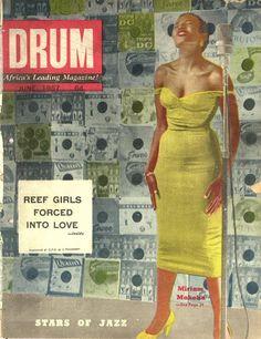 DRUM magazine cover