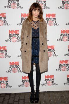 El look de Alexa Chung: NME
