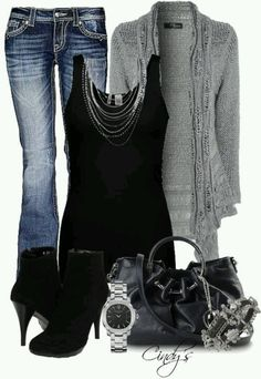 jean, day outfits, woman fashion, comfortable fashion, black outfits