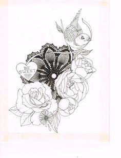 Final product of Custom Tattoo Illustration for by SlowDesigns, $25.00