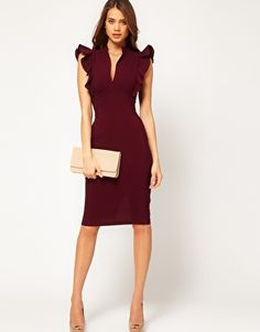party dresses, christmas dresses, offices, office parties, colors, sleev, oxblood, new fashion, black
