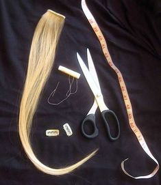 Make Your Own Hair Extensions