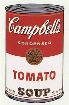 A. Warhol.