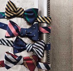 bowties, bowties, bowties!   # Pin++ for Pinterest #