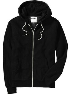 Old Navy | Men's Zip-Front Hoodies size L.  Sean lost his black sweatshirt from the Old Navy Olympics line :(