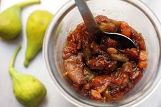 Fig chutney recipe