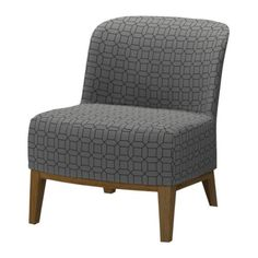 """KEA STOCKHOLM  Easy chair  $299.00  Product dimensions  Width: 23 5/8 """"  Depth: 31 1/2 """"  Height: 28 """"  Seat width: 22 1/2 """"  Seat depth: 21 1/4 """"  Seat height: 16 1/2 """""""
