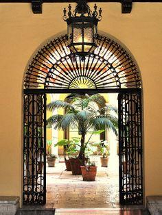 Malaga - Andalusia - Spanish architecture, I love, love the architecture of Spain