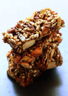Kindness Bars--These are every bit as good as the store-bought version at a fraction of the cost!