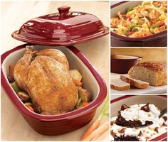 pamper chef, chicken fajitas, chicken tacos, crock pot chicken, deep covered baker