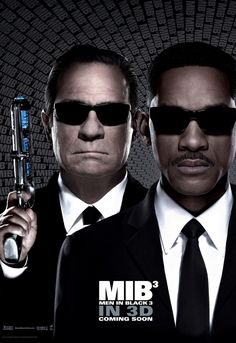 The M.I.B. is back! Will Smith and Tommy Lee Jones team up for the 3rd  time Men in Black 3. They have always been, at least, entertaining movies. Smith and Jones are excellent actors so that is always a plus. Men in Black 3 releases on 5/25/12 and make sure to look back for the official Hollywood Apples review