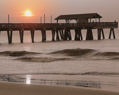 Tybee Island, GA, oh how I miss this place!!