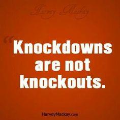 Knockdowns