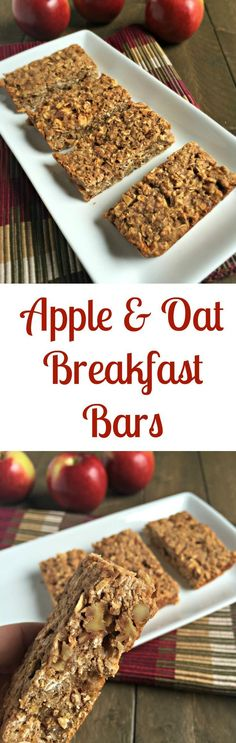 apple and oat breakf
