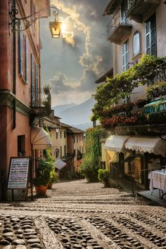 Bellagio, Lake Como,