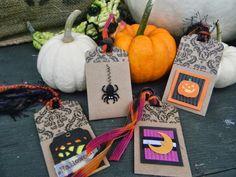 Artistic Endeavors 101: Craft Lightning 15 Minute Craft..Sweet Pocket Treat Tags