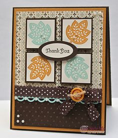 Stampin' Anne: Paper Players Fall Blog Hop