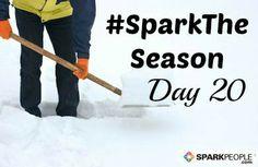 winter slideshow, sparktheseason winterwel, winter challeng, sparkpeopl fit, fit winter, winter warmth