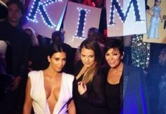 Kim Kardashian celebrated her birthday at TAO Nightclub in Las Vegas on Fri Oct 24, 2014