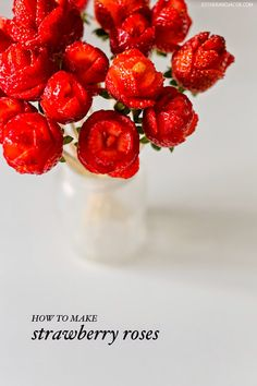 How to Make Strawber