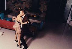 dance(?) alexander mcqueen, domest bliss, palm springs, angelina jolie, brad pitt, christian louboutin, magazin, design studios, dance