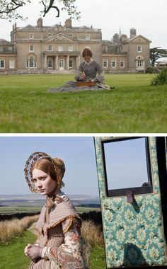 Mia Wasikowska, Jane Eyre - Jane Eyre (2011) #charlottebronte #caryfukunaga #fanart