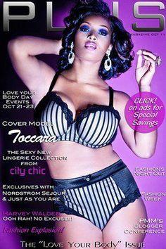 Als er een plus size rolmodel award zal worden uitgereikt, gaat deze naar Toccara Jones. De eerste curvy model in het programma America's Next Top Model is al jaren een rijzende ster. Van fotoshoots voor prominente bladen tot optredens in ontelbaar tv-programma's.