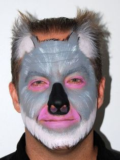 Wolfe Brothers Face Paint Uk