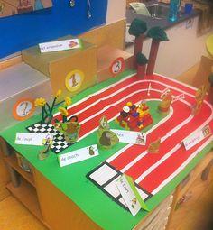 De wedstrijd van Schildpad en Haas in de klas