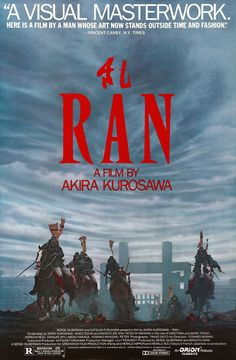 Kitaptan Uyarlama: Ran (1985)