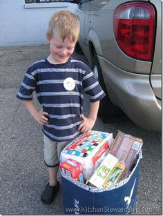Why My Five-Year-Old had No Toys at his Birthday Party