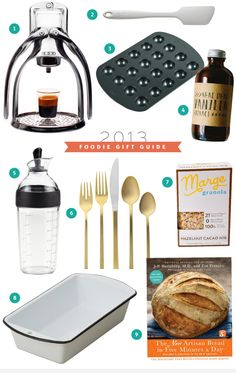 Foodie Gift Guide | The Fauxmartha