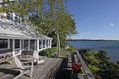 Fabulous Pleasant Bay waterfront home - 2267 Head Of The Bay Rd, Harwich, MA - Offered by Nikki Carter - http://www.raveis.com/mls/21208533/2267headofthebayrd_harwich_ma#