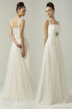 inmaculada garcia wedding dresses 2012 collection - Caterina