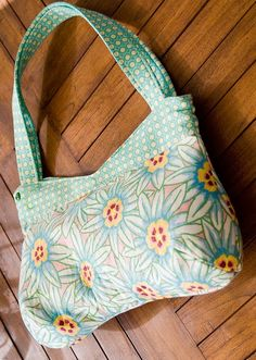 Pointsttias curvy bag with free pattern