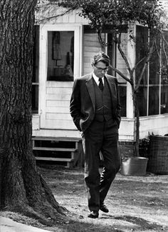 "Gregory Peck in ""To Kill a Mockingbird"" (1961)"