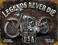 ********Legends Never Die********