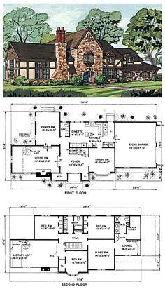Tuscan House Plans On Pinterest House Plans Master